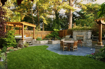 Outdoor Entertainment Designs stephen charlip arcitect designs custom homes in sonoma and marin